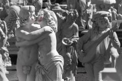 Le bal des statues